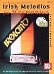 Irish Melodies for Harmonica  Book/CD...