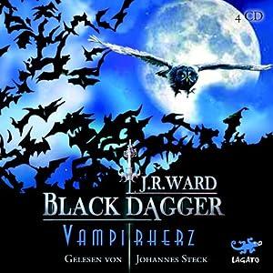 Vampirherz (Black Dagger 8) Hörbuch