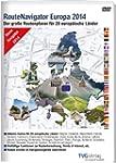 RouteNavigator Europa 2014