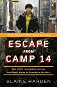 Escape From Camp 14 by Blaine Harden cover image