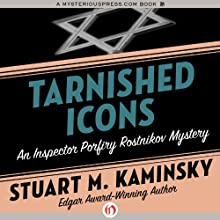 Tarnished Icons (       UNABRIDGED) by Stuart M. Kaminsky Narrated by John McLain
