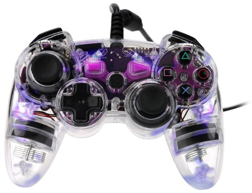 Afterglow Ap.1 Controller For Ps3 - Purple