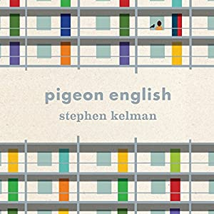 Pigeon English Hörbuch