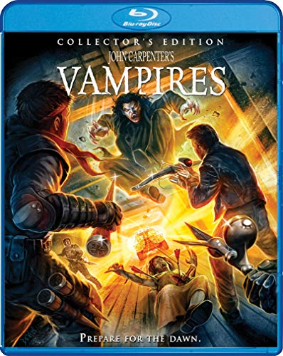 Blu-ray : John Carpenter's Vampires