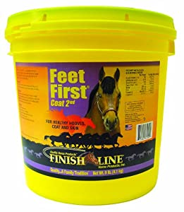 Finish Line Horse Products Feet First (2.25-Pounds)