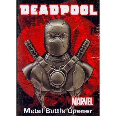 Marvel Deadpool Bottle Opener WLM (Marvel Wall Bottle Opener compare prices)