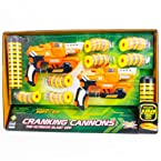 Cranking Cannons Disc Shooter