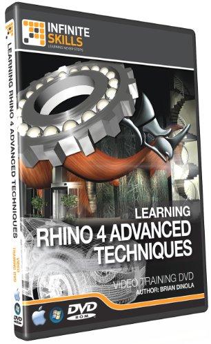Infinite Skills Advanced Rhino Training DVD - Tutorial Video (PC/Mac)