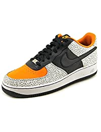 Nike Men's NIKE AIR FORCE 1 LOW SUPREME BASKETBALL SHOES