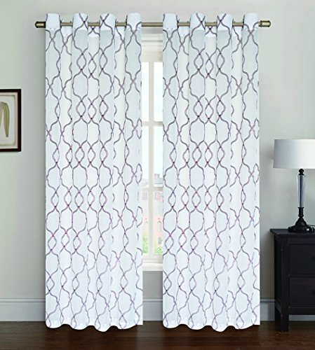 kashi-home-sadie-collection-window-treatment-curtain-panel-55x-84-traditional-medallion-embroidered-