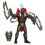 Marvel Captain America Super Soldier Gear Rocket Storm Falcon Figure