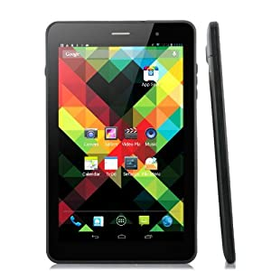 SVP 7 Inch Android 4.2 Tablet with Cell Phone Function 4GB Capacitive Touch Screen Dual Core Dual Camera HDMI 2G Phone + Tablet = phablet from SVP
