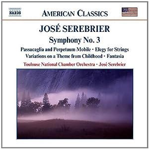 Serebrier - Symphony No 3 from Naxos