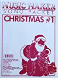 Christmas #1 song packet for the Music Maker