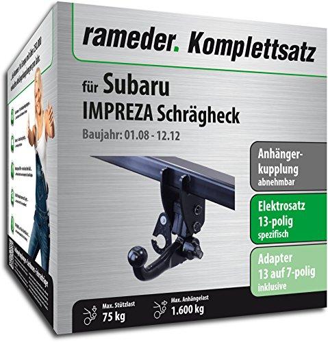 RAMEDER-Komplettsatz-Anhngerkupplung-abnehmbar-13pol-Elektrik-fr-Subaru-IMPREZA-Schrgheck-117354-07592-1