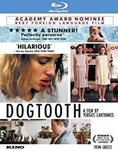 Dogtooth [Blu-ray] [Import]