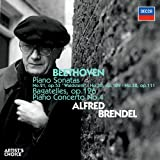 Alfred Brendel plays Beethoven (2 CDs)