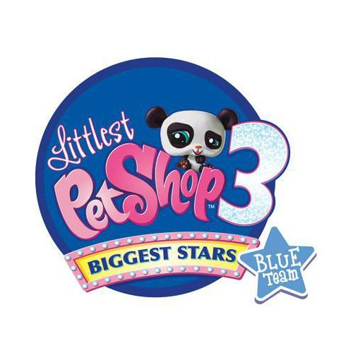New Electronic Arts Littlest Pet Shop 3: Biggest Stars Blue Team Simulation Game Retail Nintendo Ds