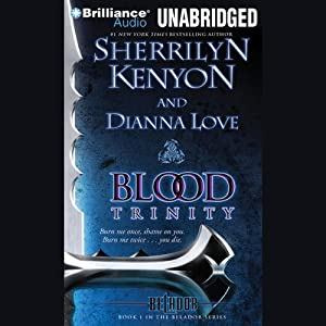Blood Trinity: The Belador Code, Book 1 | [Sherrilyn Kenyon, Dianna Love]