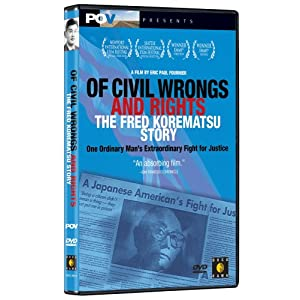Of Civil Wrongs and Rights - The Fred Korematsu Story DVD