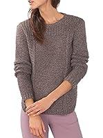 ESPRIT Collection Jersey (Marrón)