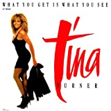 Tina Turner What You Get Is What You See