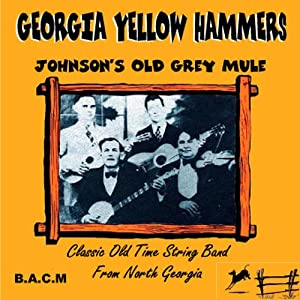 Georgia Yellow Hammers: Johnson's Old Grey Mule