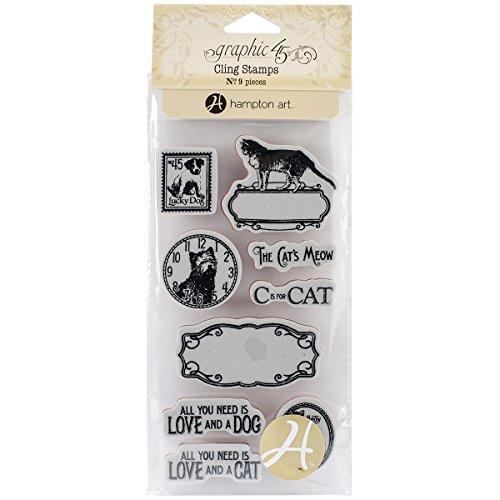 hampton-arte-espuma-grafico-45-lloviendo-gatos-y-perros-se-aferran-stamps-2