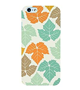 Floral Pattern Back Case Cover for Apple iPhone 6
