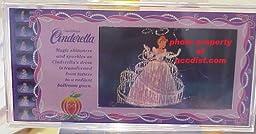 Walt Disney Cinderella Collector Motion Cel