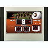 San Francisco Giants Scoreboard Desk & Alarm Clock at Amazon.com