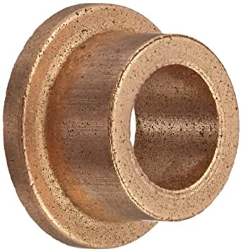 Flanged Bearing, I.D. 1/4, L 1/4, Pk 3