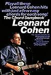 Leonard Cohen: Chord Songbook (Chord...
