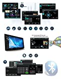 Tristan-Auron-BT2D7013B-Autoradio-65-Touchscreen-Navi-Europa-Freisprechfunktion-USBSD-Slot-CDDVD-2-DIN