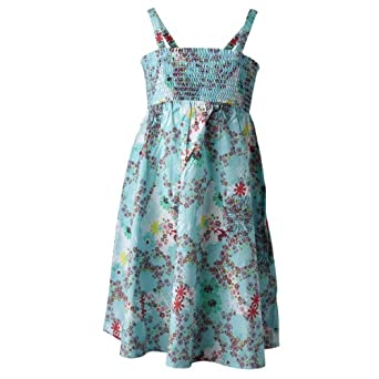 Lego Wear - Robe - Fille - Bleu (713 Mint) - FR : 12 ans (Taille fabricant : 152)