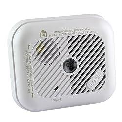 Aico EI151TL Ionisation Smoke Alarm With Hush by Aico