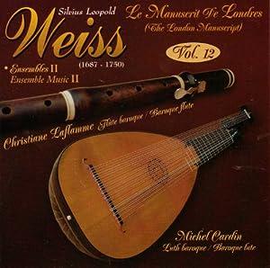 Weiss: The London Manuscript, Vol 12 / Cardin