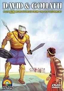 Amazon.com: Children's Bible Stories: David and Goliath ...