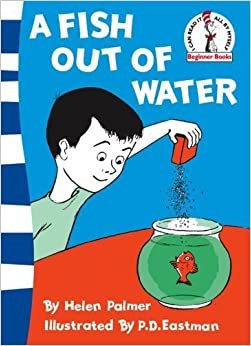 A fish out of water beginner series by palmer helen for A fish out of water book