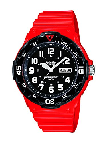 Casio COLLECTION MRW-200HC-4BVEF - Orologio da polso Unisex