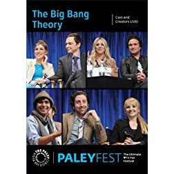 The Big Bang Theory: Cast and Creators Live at PALEYFEST