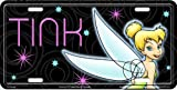 Tinker Bell License Plate (TINK)