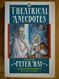 Theatrical Anecdotes (0195060784) by Hay, Peter