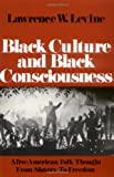 Black Culture and Black Consciousness: Afro-American Folk Thought from Slavery to Freedom (Galaxy Books) (0195023749) by Lawrence W. Levine