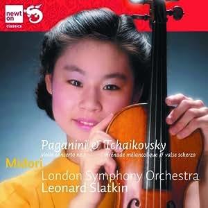 Violinkonzert 1/Sérénade Mélancholique
