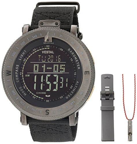Vestal-Mens-GDEDP08-Guide-Digital-Display-Quartz-Black-Watch