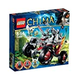 LEGO Legends of Chima 70004: Wakz's Pack Tracker