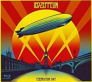 Celebration Day (2 CD + Blu Ray Digipack Format CD)