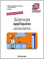 Sciences appliquées Sde Bac Pro
