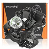 SecurityIng® Outdoor Waterproof 1600LM CREE XM-L T6 LED Headlamp + Charger